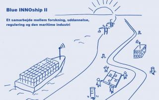 Blue INNOship II - Maritime Fond - Blå