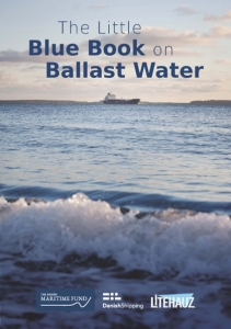 Forside af Pocket Guide on Ballast Water Management